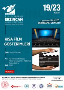 Kısa Film Gösterimleri (Erzincan Belediyesi)